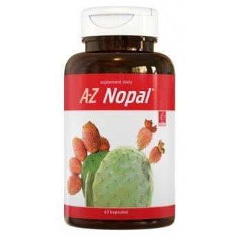 Nopal pomaga kontrolować wagę oraz cholesterol A-Z Medica