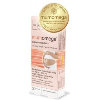 Equazen Mumomega dla kobiet w ciąży i karmiących
