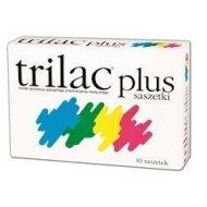 Trilac Plus flora bakteryjna saszetki