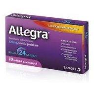 Allegra lek przeciwalergiczny na katar sienny