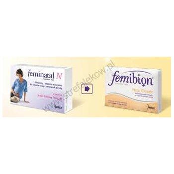 Femibion Natal Classic 60 tabletek Feminatal N