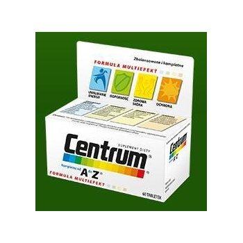 Centrum Multi-Efekt zestaw witamin od A do Z