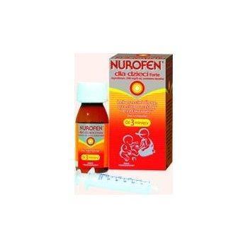 Nurofen FORTE syrop na ból i gorączkę dla dzieci