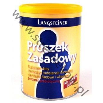 Proszek zasadowy bez laktozy utrzymuje równowagę kwasowo-zasadową
