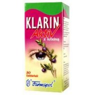 Klarin ACTIV z luteiną 30 tabletek