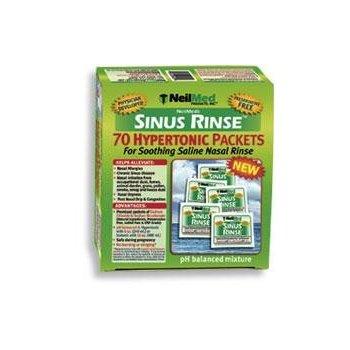 Sinus Rinse zestaw hypertoniczny