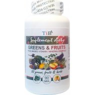 Greens & Fruits This Is Bio