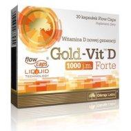 Gold-Vit D Forte 1000 j.m. wysoka biodostępność witaminy D Olimp Labs