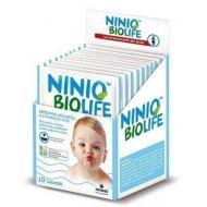 NINIO BIOLIFE krochmal potówki, sucha skóra, odparzenia do kąpieli dla niemowląt i dzieci