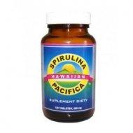 Spirulina Pacifica Cyanotech 120 tabletek