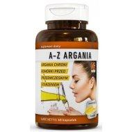 Argania olej arganowy w kapsułkach A-Z Medica