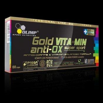 Olimp Gold Vita-Min AntiOX Super Sport poprzednie opakowanie