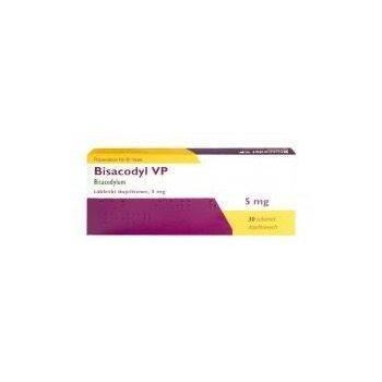 Bisacodyl tabletki przeczyszczające