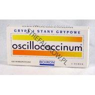 Oscillococcinum profliaktyka przeciwgrypowa