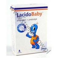 LacidoBaby probiotyk + prebiotyk