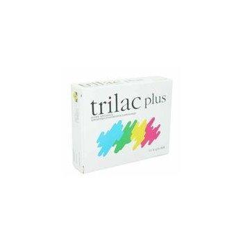 Trilac Plus Jelitowa Flora Bakteryjna w kapsułkach