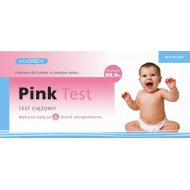 Test ciążowy Pink Test