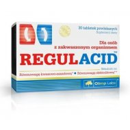 Regulacid dla osób z zakwaszonym organizmem Olimp Labs