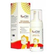 PoxClin CoolMousse łagodzi objawy ospy wietrznej u dzieci