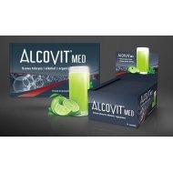 Alcovit Med usuwa toksyny i alkohol z organizmu