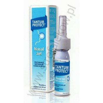 Tantum Protect Nasal żel nawilża śluzówkę nosa z kwasem hialuronowym