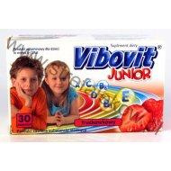Vibovit Junior Truskawkowy 30 torebek