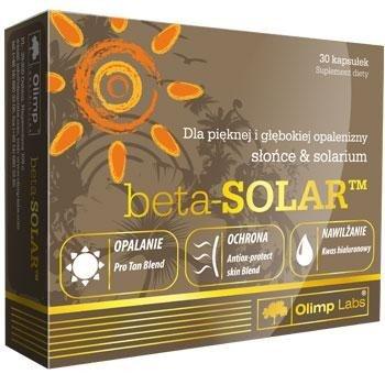 beta SOLAR słońce & solarium bezpieczne opalanie