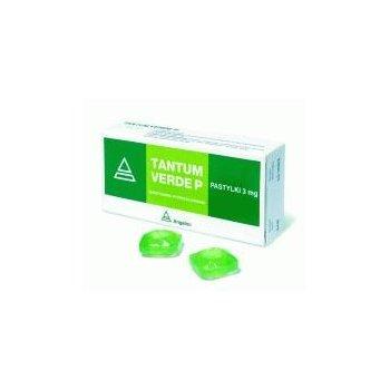 Tantum Verde P pastylki na ból gardła