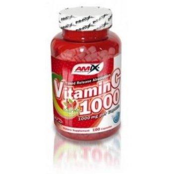 Amix Witamina C 1000 +Dzika Róża