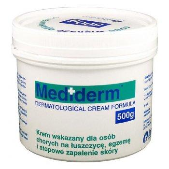 MEDIDERM Krem dla wrażliwej skóry na łuszczycę i atopowe zapalenie skóry 500 g