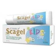 CYBELE Scagel KIDS żel na wszystkie rodzaje blizn dla dzieci od 2 roku życia