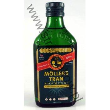 MOLLERS Tran norweski o naturalnym aromacie