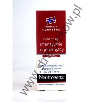 Neutrogena krem do rąk intensywnie regenerujący Formuła Norweska