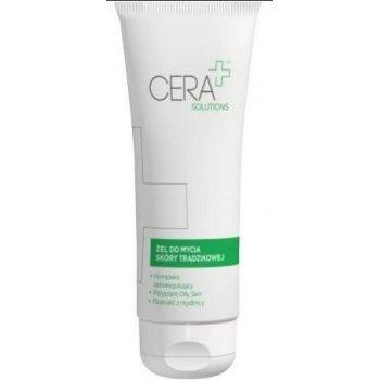 CERA+ Solutions Żel do mycia skóry trądzikowej