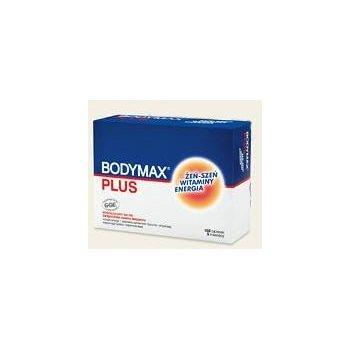 Bodymax Plus żeńszeń witaminy minerały 150 tabletek