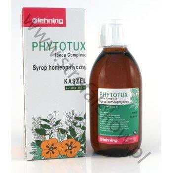 Lehning Phytotux syrop przeciwkaszlowy