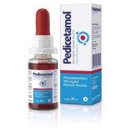 Pedicetamol paracetamol w kroplach na gorączkę i ból dla niemowląt i dzieci