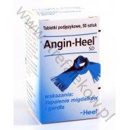 Angin-Heel - zapalenie migdałków i gardła