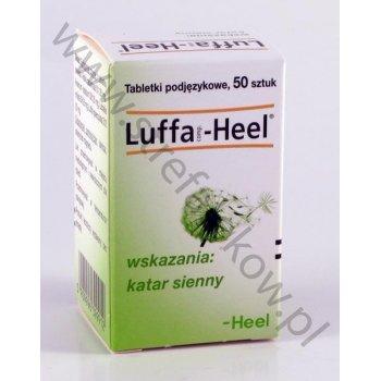 Luffa-Heel katar sienny lek homeopatyczny