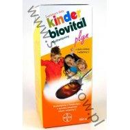 Kinder Biovital płyn z żelazem i witaminami 650 ml