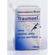 Traumeel S tabletki - stany zapalne i urazy