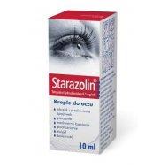 Starazolin krople do oczu na przekrwienie, podrażnienia i alergię