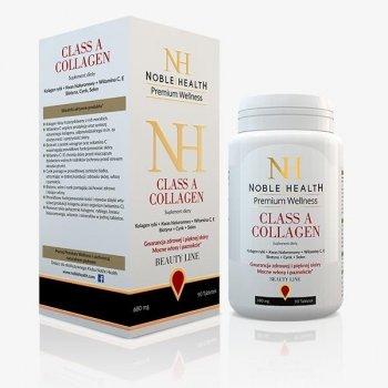 COLLAGEN Noble Health wspiera naturalne piękno skóry, włosów i paznokci