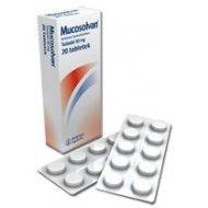 Mucosolvan tabletki wykrztuśne