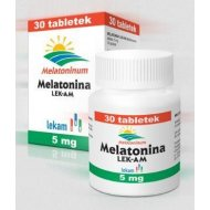 Melatonina LekAm 5 mg
