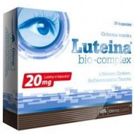 Luteina Bio-Complex wspomaga wzrok luteiną w dużej dawce