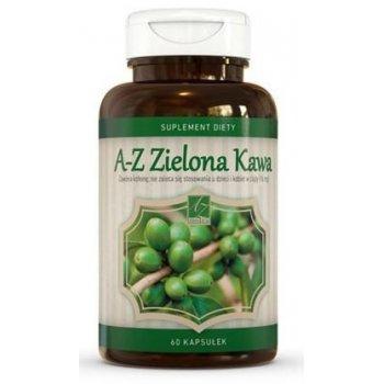 Zielona Kawa prawidłowa masa ciała i więcej energii A-Z Medica