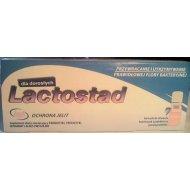 Lactostad dla dorosłych przywraca i utrzymuje prawidłową florę bakteryjną
