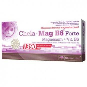 Olimp Chela-Mag B6 Forte w Kapsułkach Mega Caps