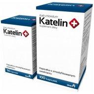 Katelin+ na prawidłowe ciśnienie, układ nerwowy i mięśnie